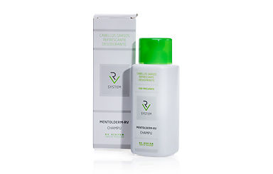 Xampú Mentolderm-RV 220 ml